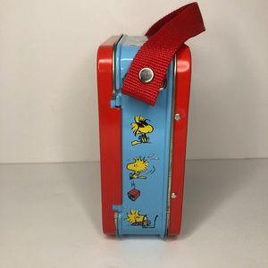 Peanuts Other - Vintage 1999 Snoopy Joe Cool Peanuts Tin Lunchbox